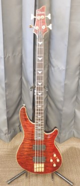 SCHECTER BASS GUITAR CUSTOM-4