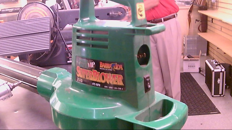 WEED EATER Leaf Blower SUPERBLOWER 2570