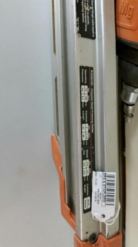 Ridgid Tools Nailer/Stapler R350CHD