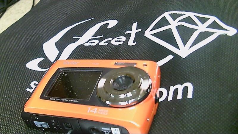 ViviCam F526 Dual LCD Digital Camera