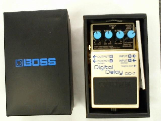 BOSS Effect Equipment DD-7