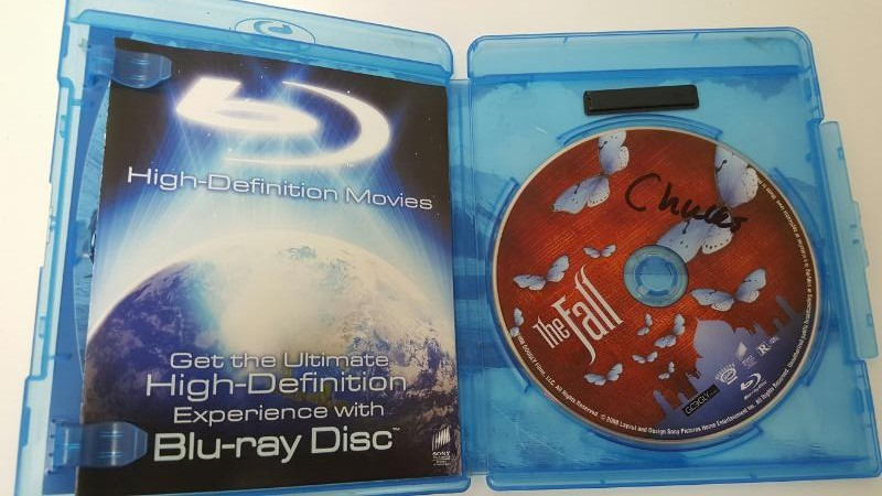BLU-RAY MOVIE Blu-Ray THE FALL