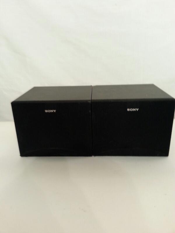SONY SPEAKERS 100 WATTS SS-SR290]