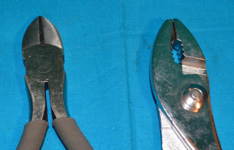 China Made 7 Piece Delux Mechanics Tool Kit