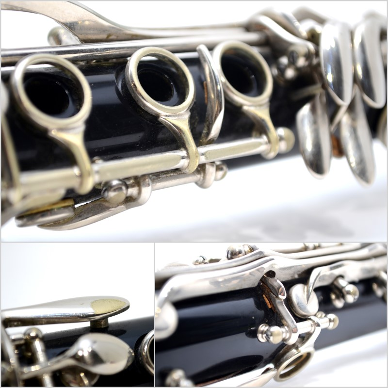 Selmer Bundy 577 Selmer Company Resonite Bb Clarinet Made in USA>