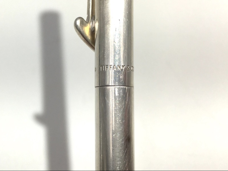 Tiffany & Co. Sterling Silver Vintage Golf Club Ballpoint Pen