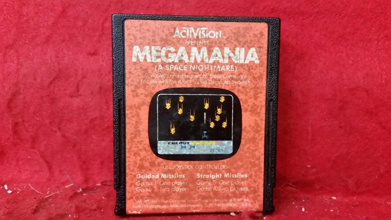 Atari 2600 Activision Megamania
