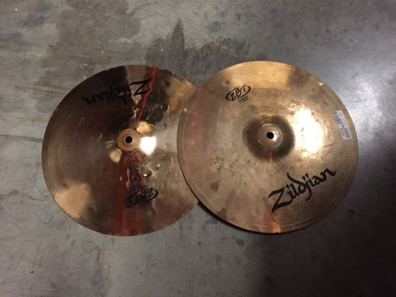 ZILDJIAN Cymbal HI HAT