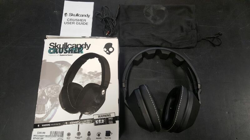 SKULLCANDY Headphones CRUSHER