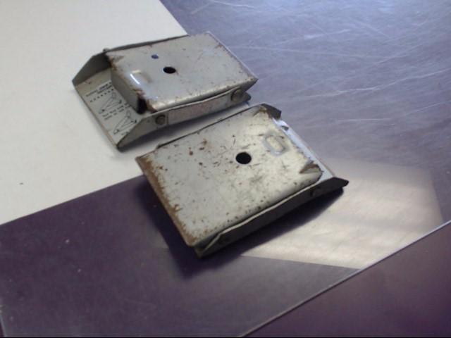Foldable Metal Wheel Chocks