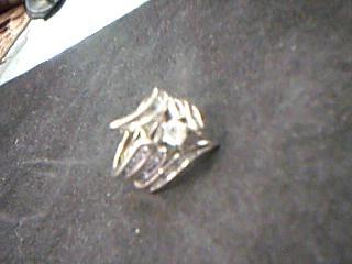 Lady's Diamond Fashion Ring 39 Diamonds 1.63 Carat T.W. 14K White Gold 11.07g