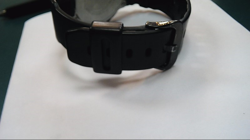 CASIO Gent's Wristwatch 3230 BLACK