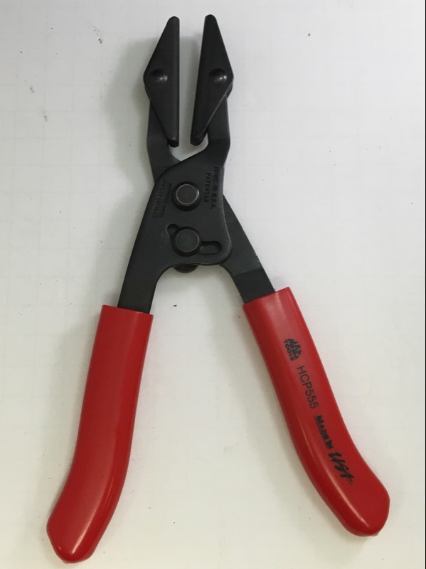 Mac Tools Swivel Jaw Hose Clamp Pliers HCP555