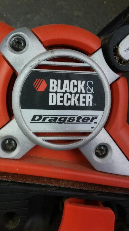 BLACK&DECKER Belt Sander DS321