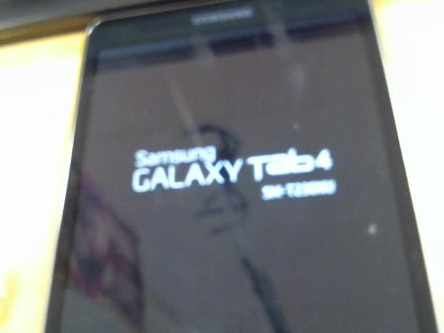 SAMSUNG Tablet SM-T230NU GALAXY TAB 4