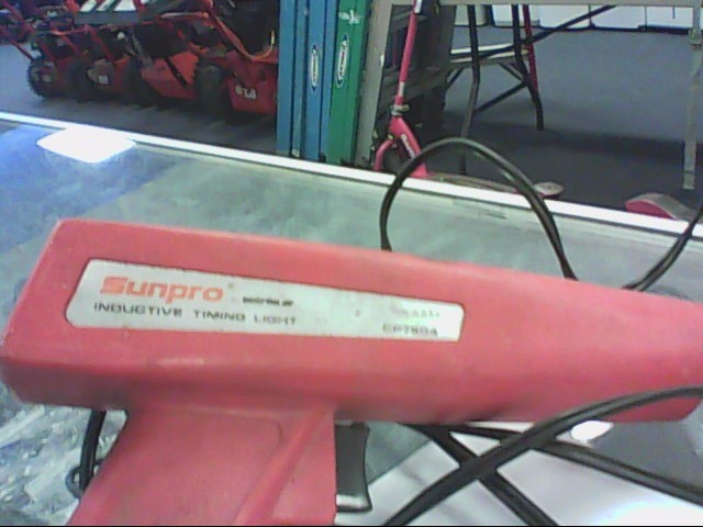 SUNPRO Timing Gun CP7504