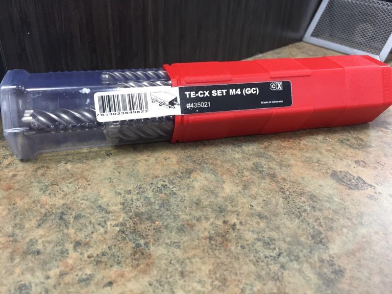 HILTI Drill Bits/Blades TE-CX 1-10 26/27