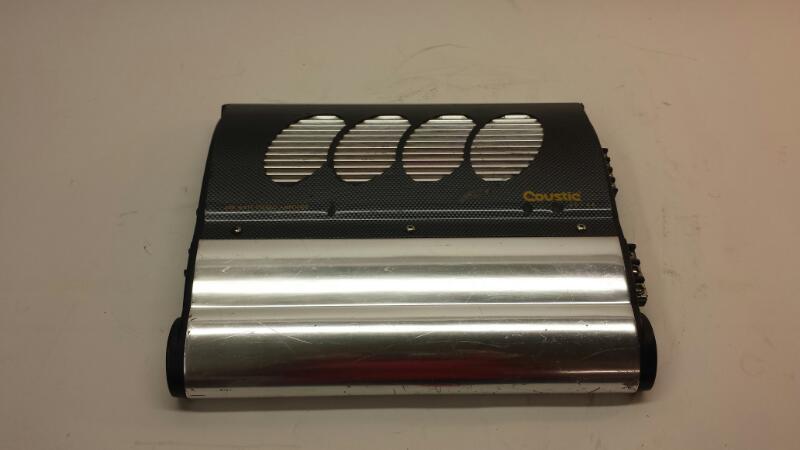 COUSTIC CAR AUDO Car Amplifier 401SE