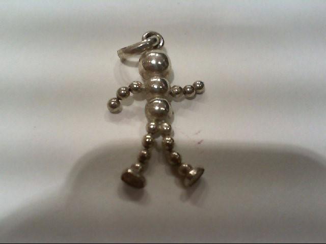 Silver Charm 925 Silver 1.7g