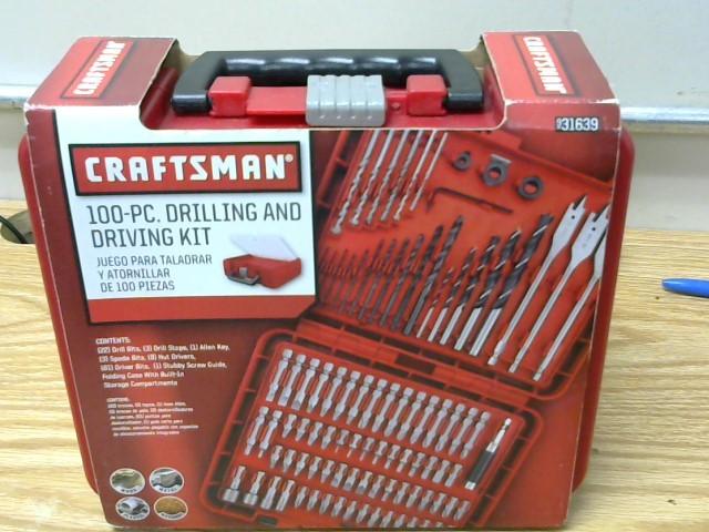 CRAFTSMAN Drill Bits/Blades 31639