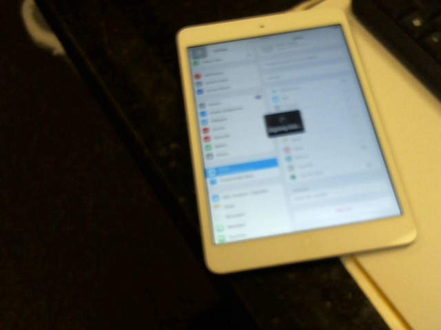 APPLE Tablet IPAD MINI A1490