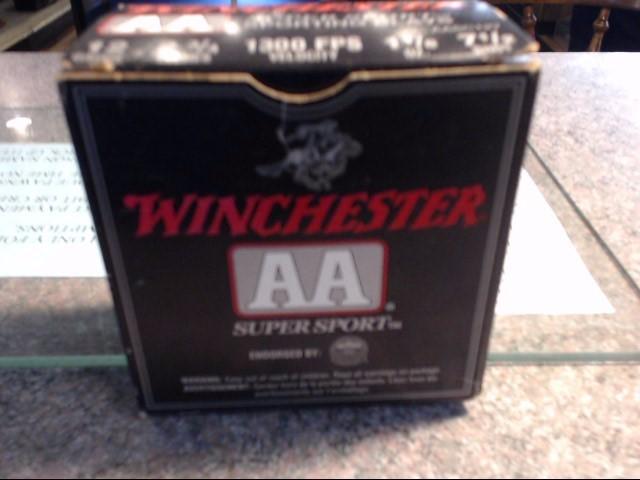 WINCHESTER Ammunition 12 GAUGE super sport