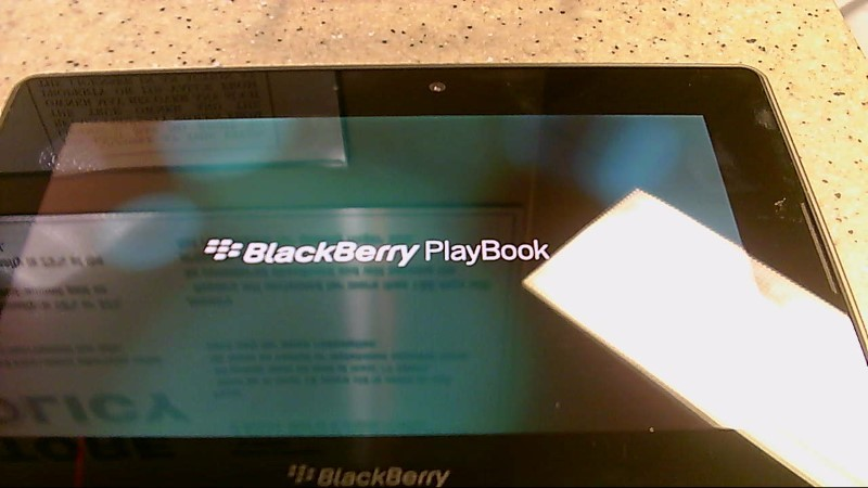 Blackberry Tablet Playbook 16GB WI-FI Tablet
