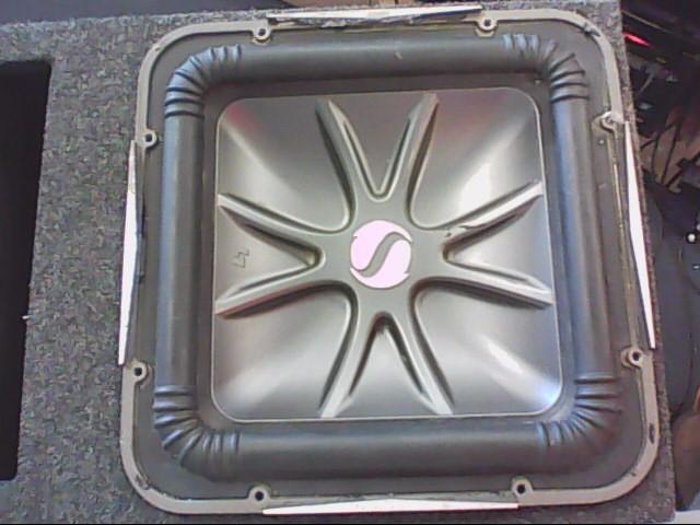 KICKER Car Speakers/Speaker System S12L7