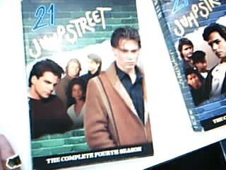 21 JUMPSTREET SEASON 4 DVD