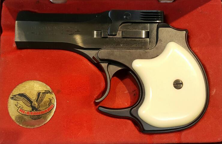 HIGH STANDARD Pistol DERRINGER