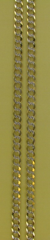 Gold Chain 10K Yellow Gold 18.2dwt