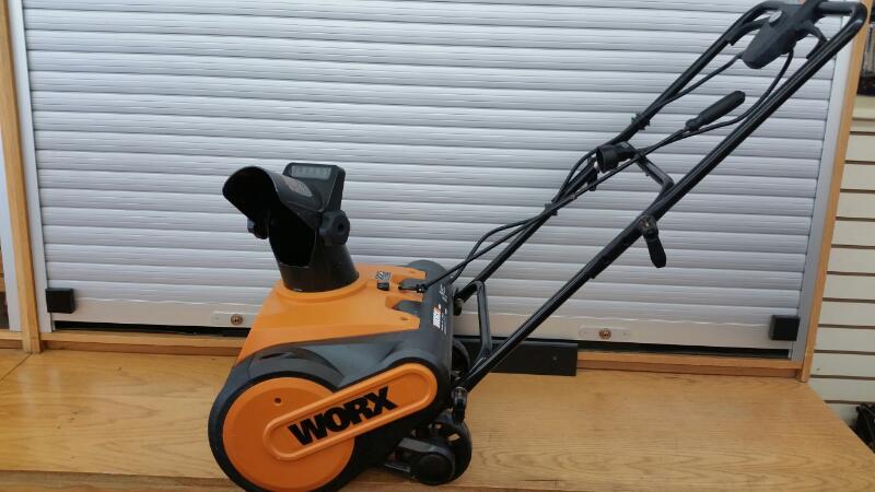 Worx Snow Blower WG650