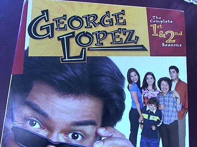 GEORGE LOPEZ SEASONS 1&2 DVD BOX SET