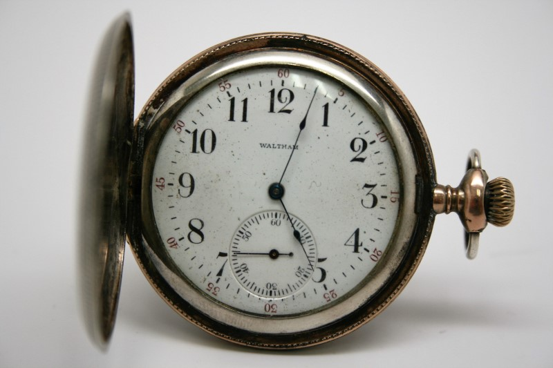 WALTHAM, MASS POCKET WATCH 1894