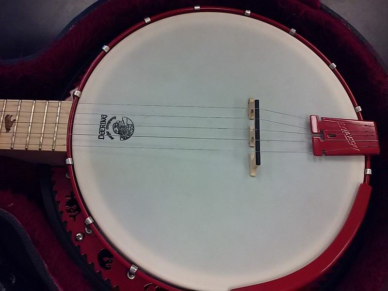 DEERING BANJO Banjo BOSTON 5-STRING