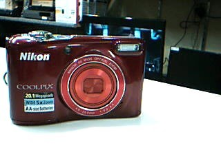 NIKON Digital Camera COOLPIX L32