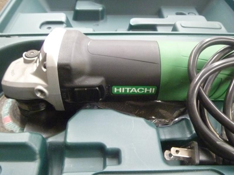 HITACHI DISC GRINDER G 12SR4
