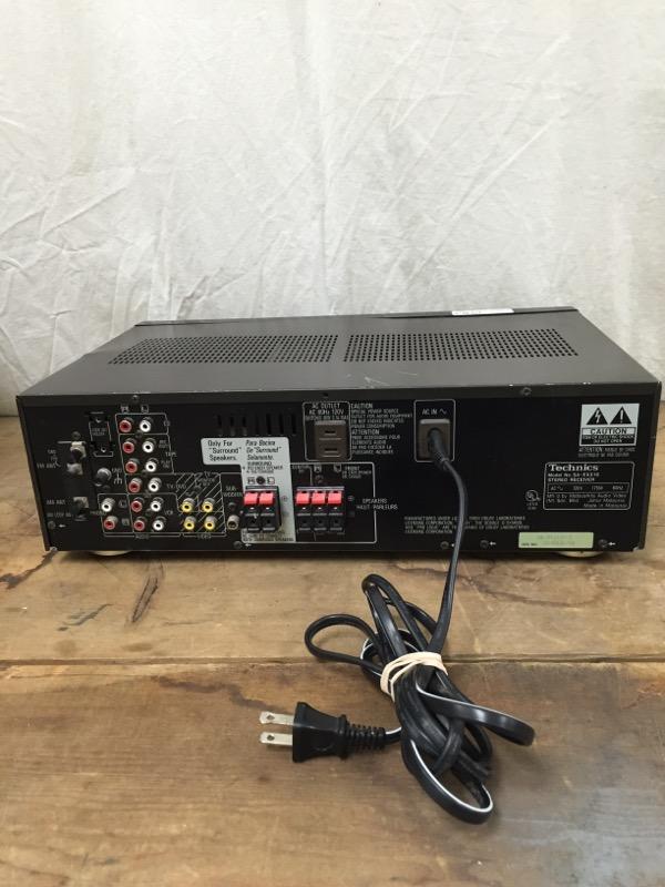TECHNICS Receiver SA-EX310