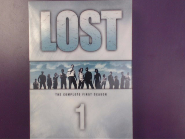 LOST: COMPLETE FIRST SEASON 1 DVD
