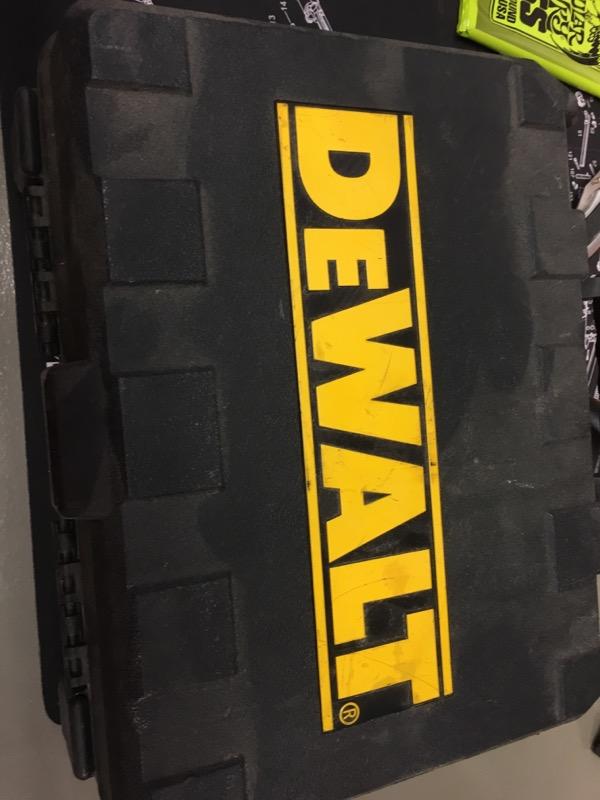 DEWALT Hammer Drill D25012