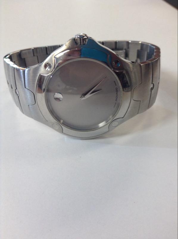 MOVADO Gent's Wristwatch 84G11892.0