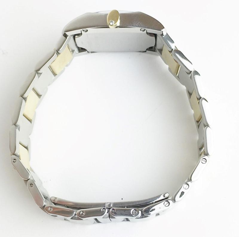 BAUME & MERCIER 3838595 DIAMOND BEZEL MOTHER OF PEARL DIAL