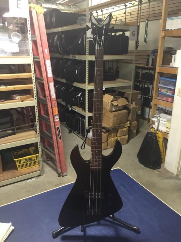 DEAN GUITARS Bass Guitar DEMONATOR