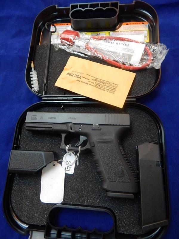 GLOCK Pistol 21 GEN 3