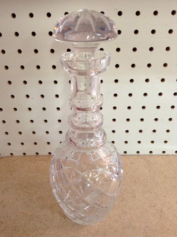 Glassware CRYSTAL DECANTER