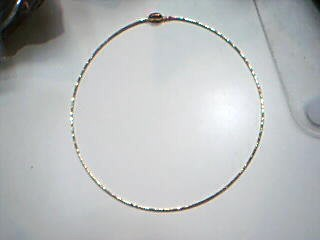 "18"" Gold Chain 14K Yellow Gold 7.2g"