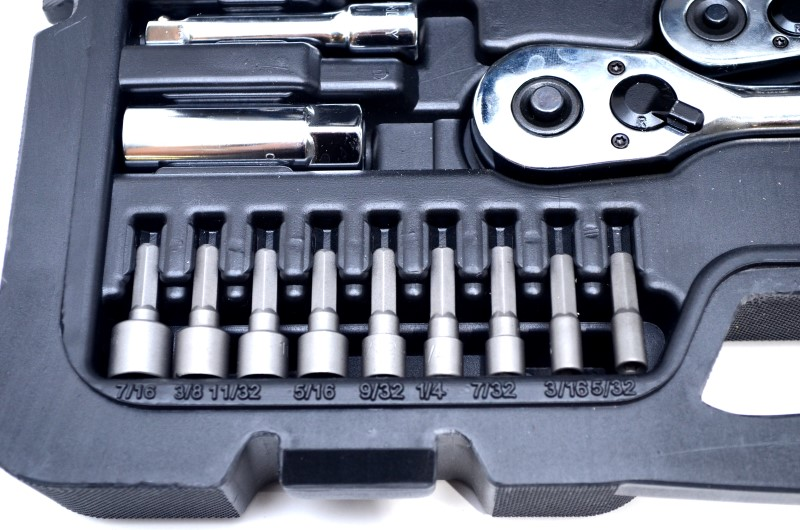 Stanley 201-Piece Mechanics Tool Set STMT71654 *Free Shipping*