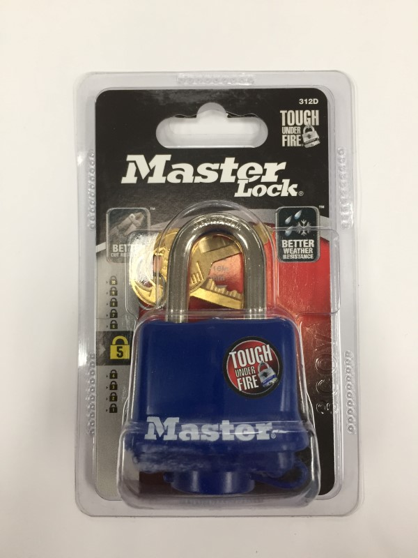 MASTER LOCK 312D