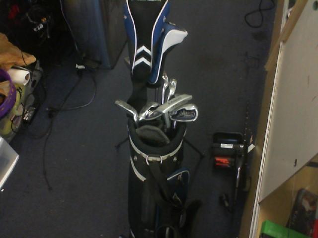 DUNLOP Golf Club Set DDH SET