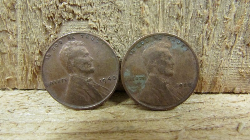 UNITED STATES Coin WHEAT PENNIES